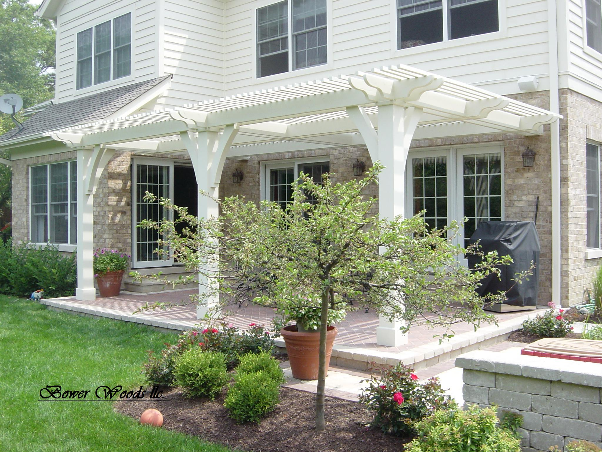 22 awesome pergola patio ideas pergola patio pergolas and white pergola